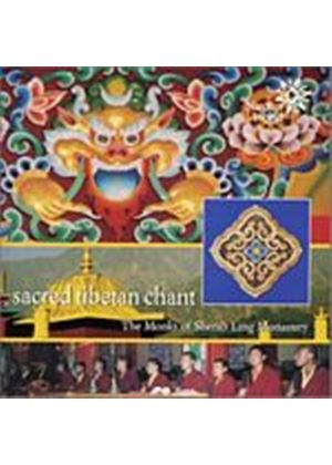 The Monks Of Sherab Ling Monastery - Sacred Tibetan Chant (Music CD)