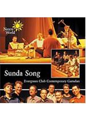 Evergreen Club Contemporary Gamelan - Sunda Song (Music CD)