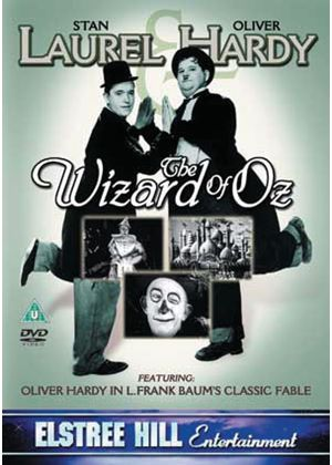 Laurel and Hardy: Wizard of Oz (1925)