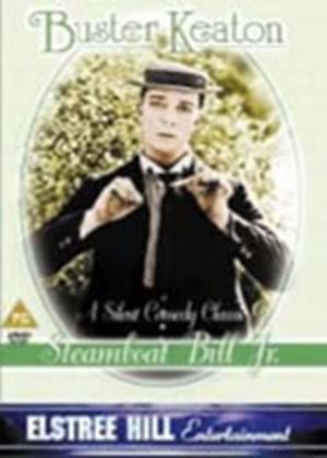 Steamboat Bill Jr (Silent)