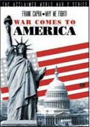 Frank Capra - Why We Fight! - War Comes To America