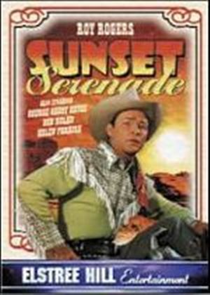 Roy Rogers - Sunset Serenade