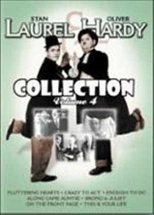 Laurel And Hardy Collection - Vol. 4