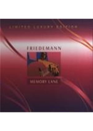 Friedemann - Memory Lane (Music CD)