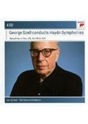 Szell Conducts Haydn (Music CD)
