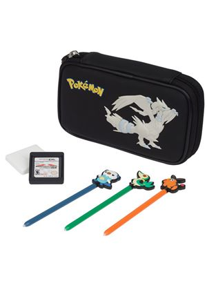 Pokemon Black and White Legendary Kit (Nintendo DS)