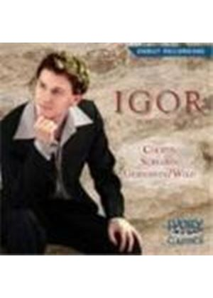 Igor Lovchinsky - Debut Recordings