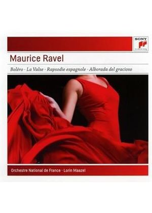Ravel: Bolero; Alborado; La Valse; Rhapsodie Espagnol (Music CD)