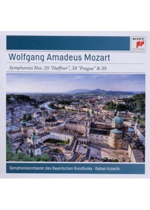 Mozart: Symphonies No. 35 & Haffner No. 38 (Music CD)