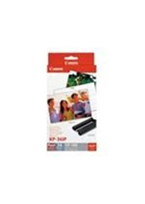 Canon KP 36IP - Print cartridge / paper kit - 100 x 150 mm