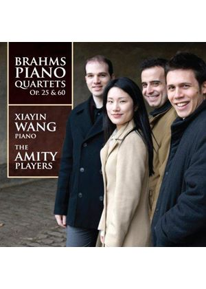 Johannes Brahms - Piano Sonatas (Wang, The Amity Players)
