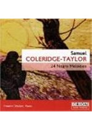 Frances Walker - Samuel Coleridge-Taylor
