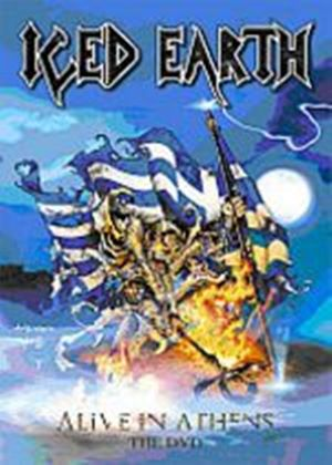 Iced Earth: Alive In Athens - The DVD (Music DVD)