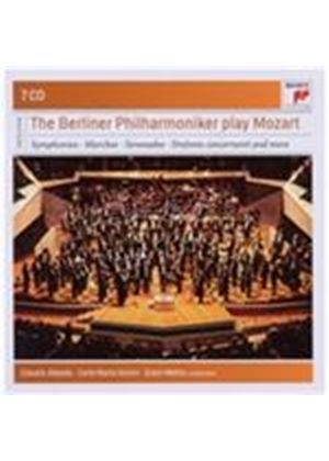 Berliner Philharmoniker Play Mozart (Music CD)