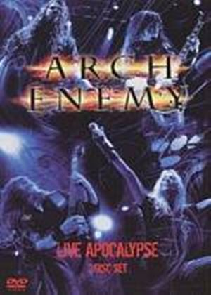 Arch Enemy - Live Apocalypse (Two Discs)