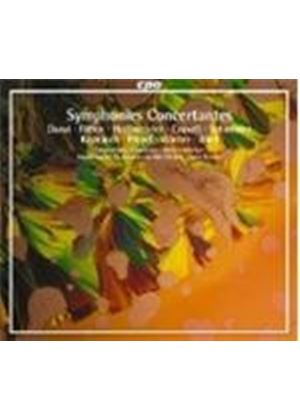 VARIOUS COMPOSERS - Symphonies Concertantes (Brown, ASMIF, Klocker)