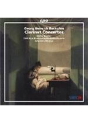 Backofen: Clarinet Concertos, Opp 3, 16 and 24