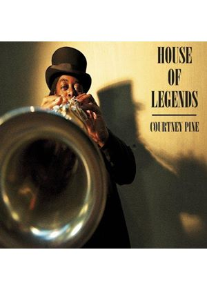 Courtney Pine - House of Legends (Music CD)