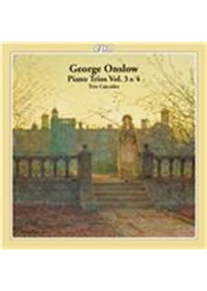 George Onslow: Piano Trios, Vol. 3-4 (Music CD)