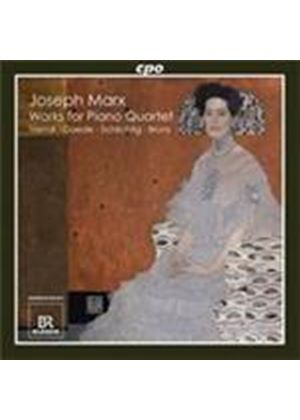 Marx: Piano Quartet Works (Music CD)