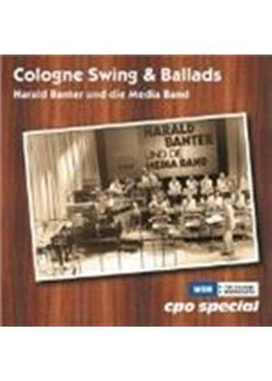 Harald Banter Und Die Media Band - Cologne Swing And Ballads (Music CD)