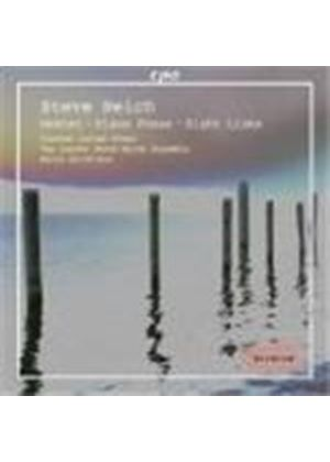 Steve Reich - Sextet, Piano Phase, Eight Lines (Griffiths) (Music CD)