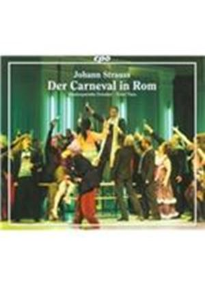 Strauss: Der Carneval in Rome (Music CD)