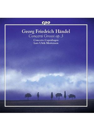Händel: Concerti Grossi, Op. 3 (Music CD)