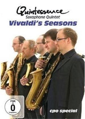 Vivaldi's Saxophone Seasons (The Four Seasons + The 5th Season Composed By Uli Lettermann) (DVD)