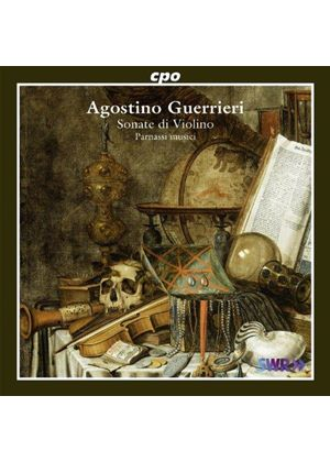 Agostino Guerrieri: Sonate di Violino (Music CD)
