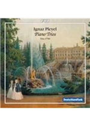 Ignaz Pleyel: Piano Trios (Music CD)