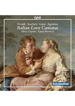 Italian Love Cantatas (Music CD)
