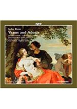 John Blow: Venus and Adonis (Music CD)