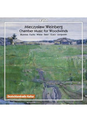 Mieczyslaw Weinberg: Chamber Music for Woodwinds (Music CD)