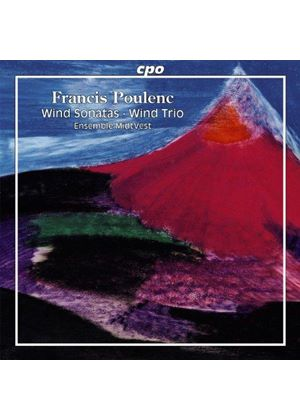 Poulenc: Wind Sonatas; Wind Trio (Music CD)