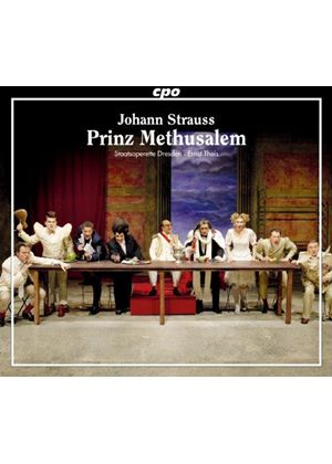 Johann Strauss: Prinz Methusalem (Music CD)