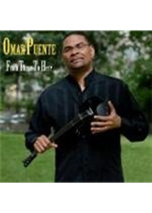 Omar Puente - From There To Here (Music CD)