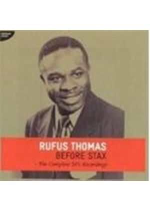 Rufus Thomas - Before Stax - Complete 1950s Recordings [French Import]