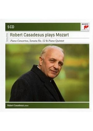 Robert Casadesus Plays Mozart (Music CD)