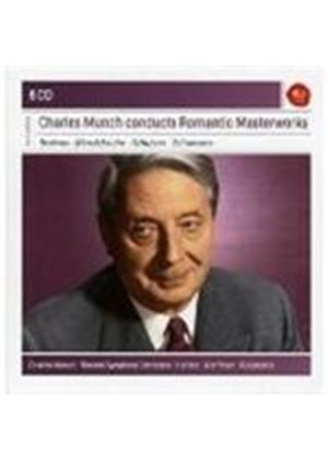 Charles Munch Conducts Romantic Masterworks (Music CD)