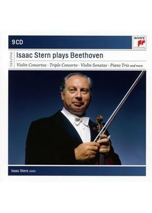 Isaac Stern Plays Beethoven Violin Concerto (Music CD)