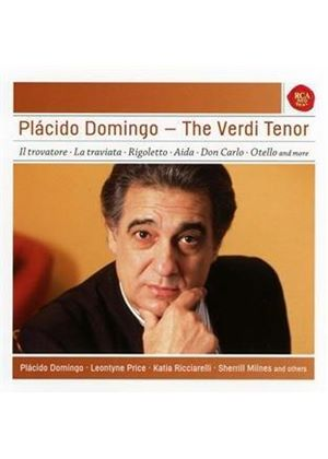 Placido Domingo: The Verdi Tenor (Music CD)