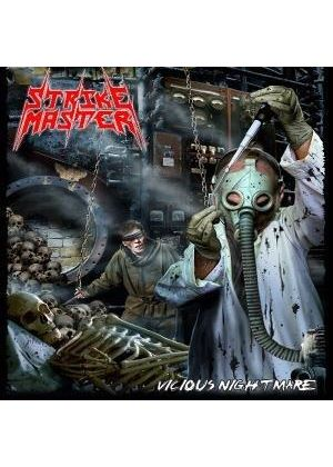 Strike Master - Vicious Nightmare (Music CD)