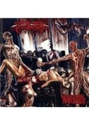 Bowel Stew - Necrocoital Amputorgy (Music CD)