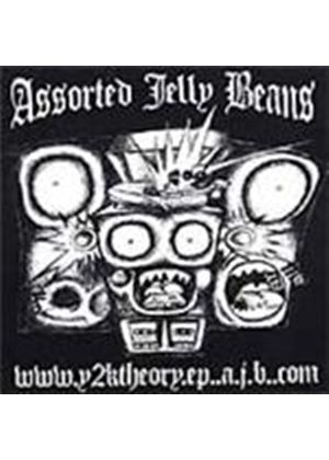 Assorted Jellybeans - www.y2btheory.ep.ajb (Music CD)