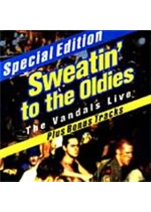 Vandals (The) - Sweatin' To The Oldies (The Vandals Live) (Music CD)