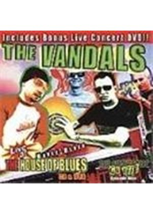 Vandals (The) - Show Must Go Off Vol.9, The (Live At The House Of Blues/+DVD)