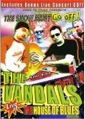 VANDALS-LIVE/HOUSE OF BLUES   (DVD)
