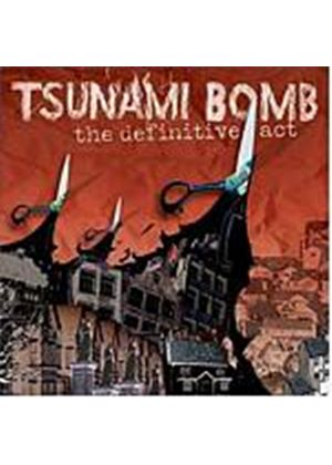 Tsunami Bomb - The Definitive Act (Music CD)