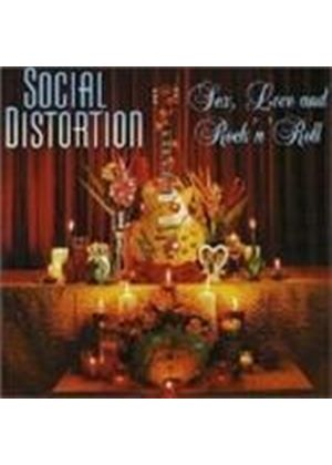 Social Distortion - Sex Love And Rock 'N' Roll